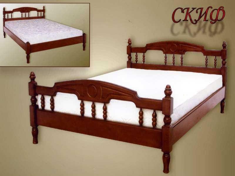 Кровать Скиф