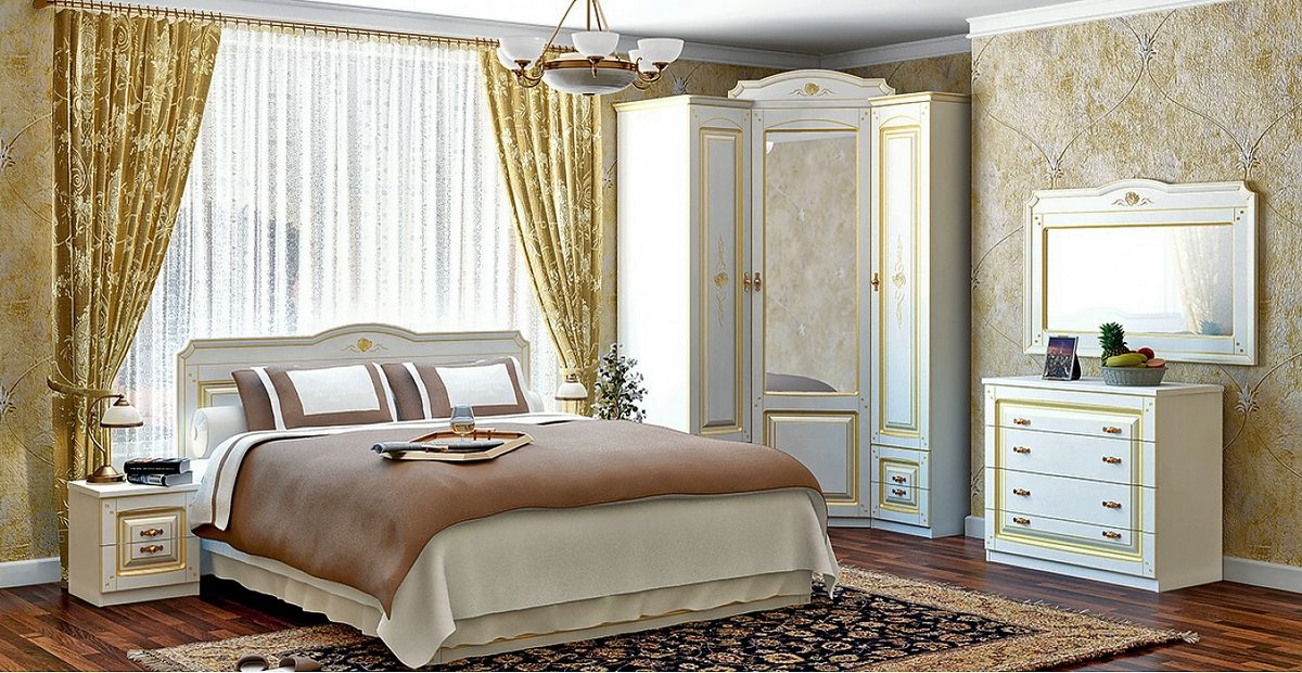 Спальня Агата-2 МДФ