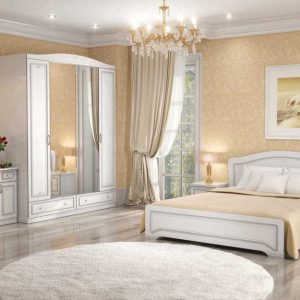 Спальня Берта МДФ