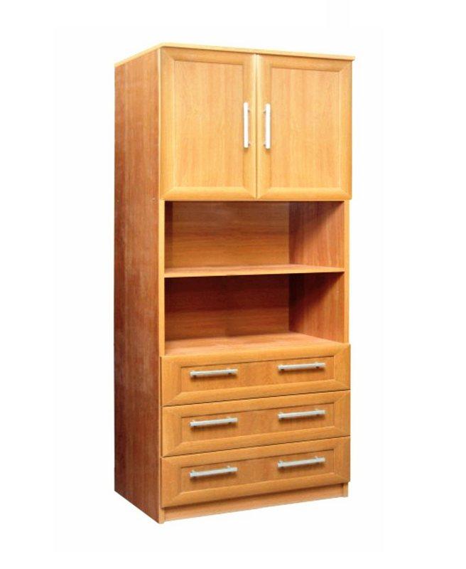 Книжные шкафы и библиотеки цвета беленого дуба деревянные кр.