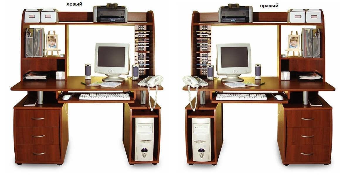 Компьютерный стол ПС 04.00 С