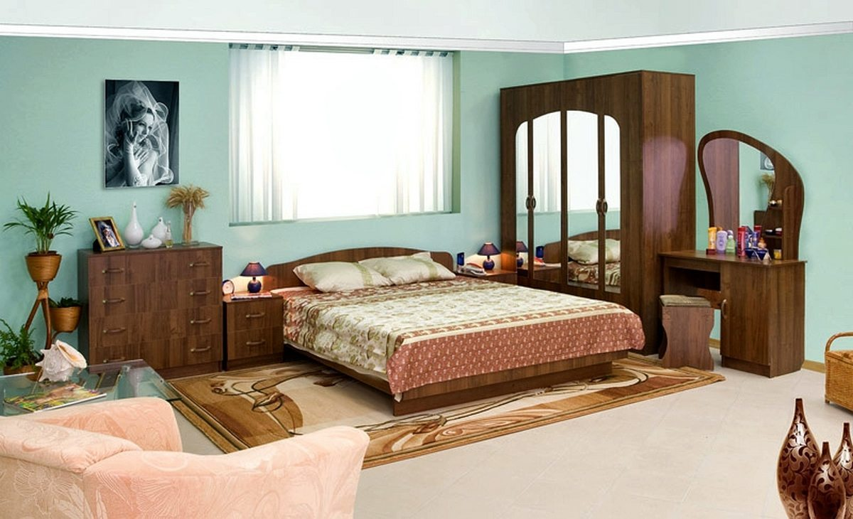 Спальня Светлана-16
