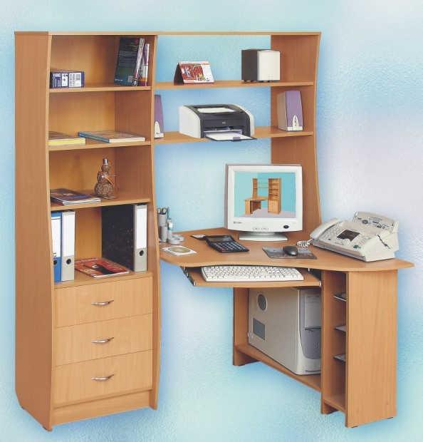 Компьютерный стол СК-4 (Грос)