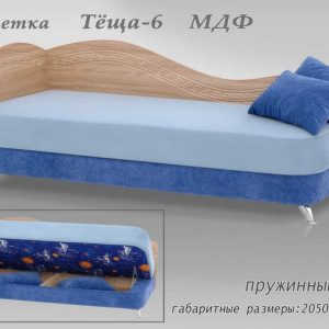 Кушетка Тёща-6 МДФ