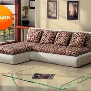 Модульный угловой диван Кормак