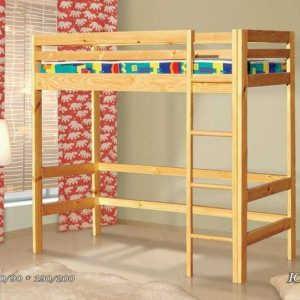 Кровать Юнга (чердак)