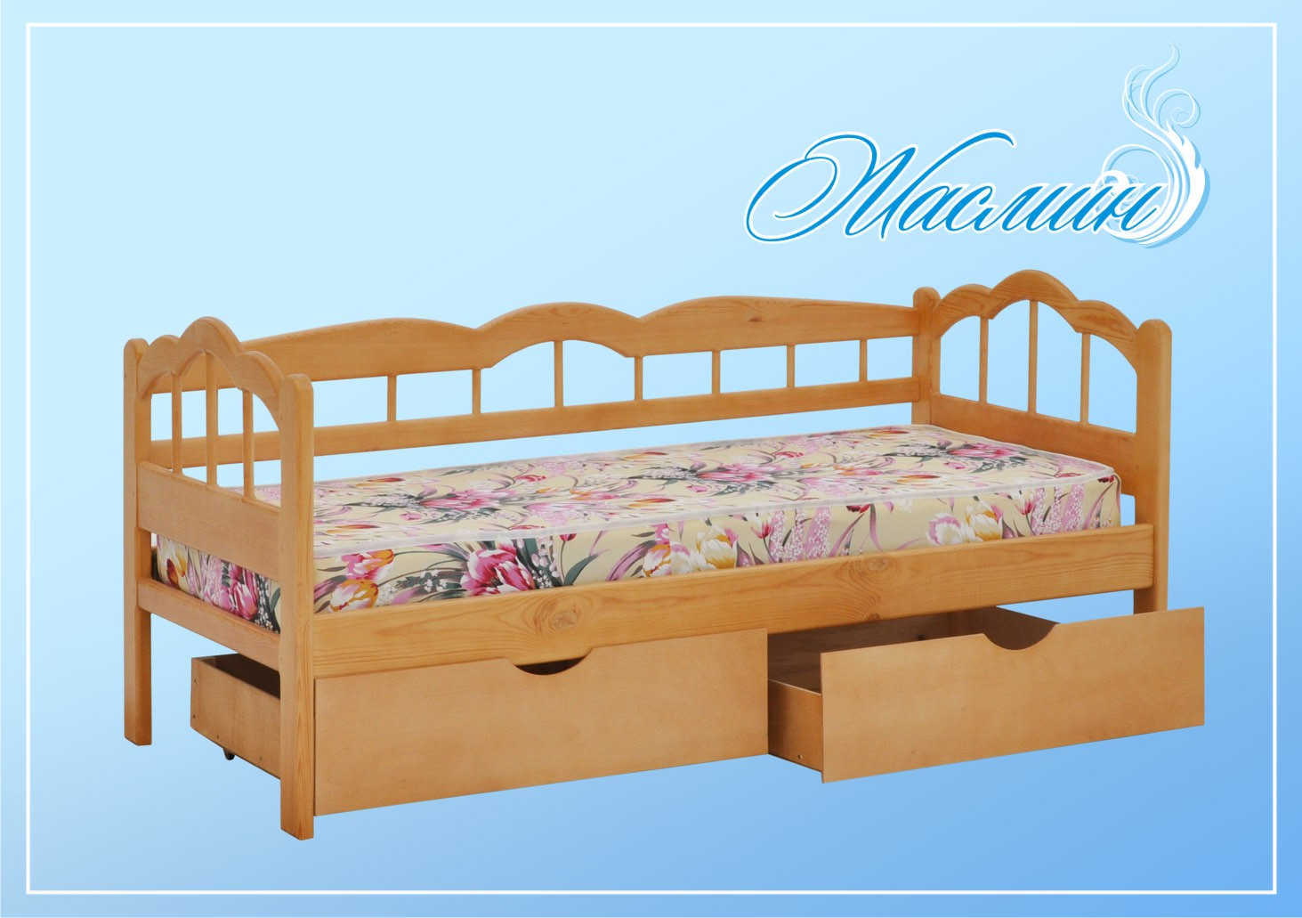 Кровать Жасмин (ЕГРА)